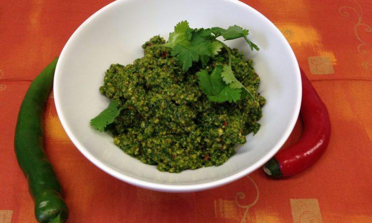 Thai Koriander Pesto