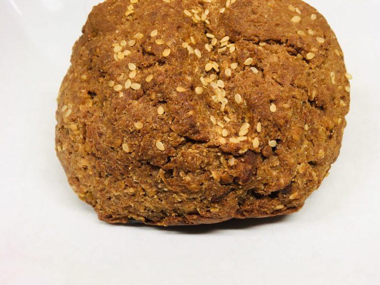 Buchweizen Brot mit Nüssen