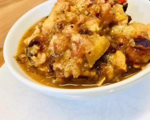 Birnen Chutney mit Datteln und Chili