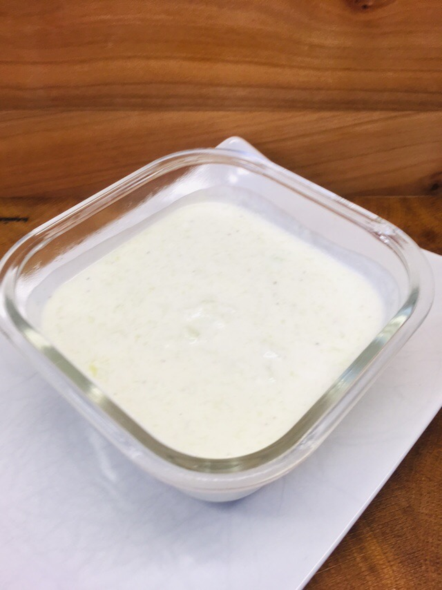 Tzatziki - Griechischer Joghurt Dip mit Gurken und Knoblauch