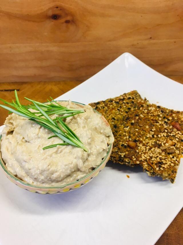Artischocken Hummus