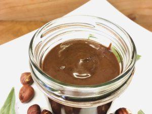 Gesunde Nutella Nuss Nugat Creme