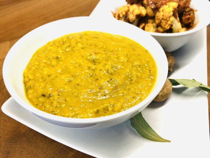 Kokos Linsen Curry