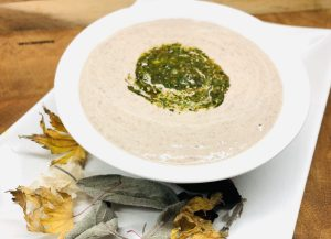 Adzuki Bohnen Hummus