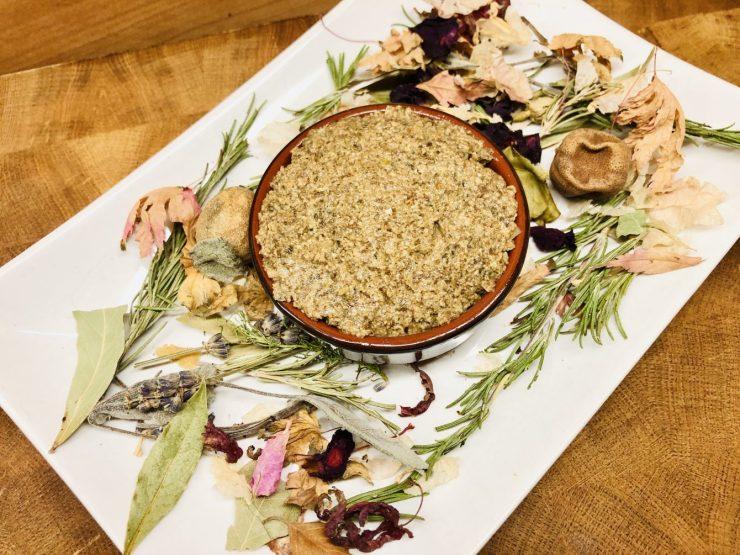 Cashew Pilz Pâté