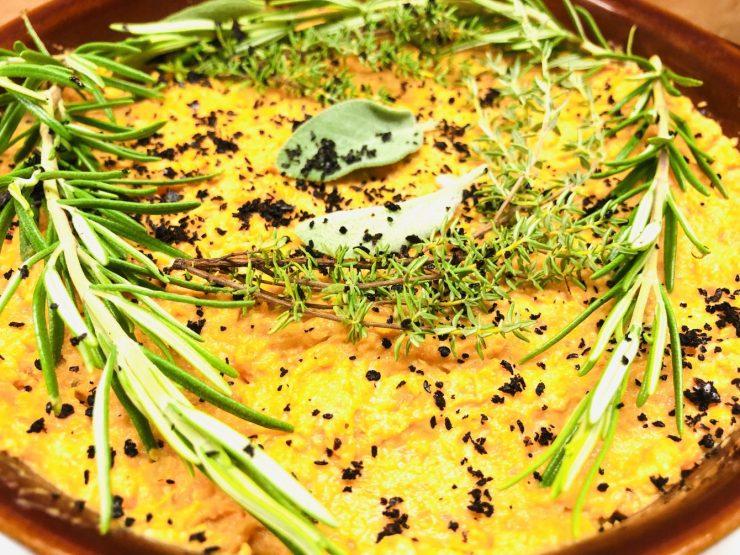 Veganer Shepherd's Pie aus Linsen