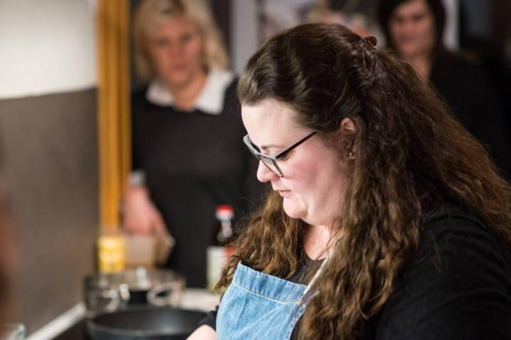 Zuhause Kochen Für Fremde flying dinner in 7 gängen kochen für fremde lecker co foodblog