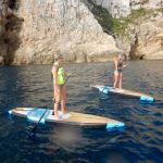 Escuela de Stand up paddle Sup travesia