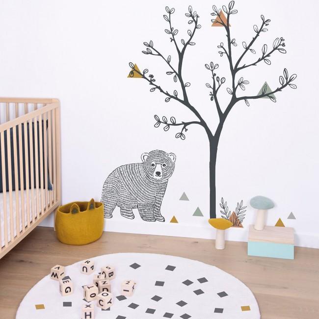 sticker enfant personnaliser une chambre d enfant a l aide de stickers