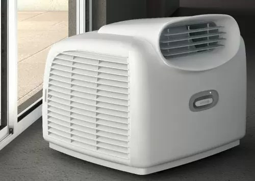 un mini climatiseur mobile pour la