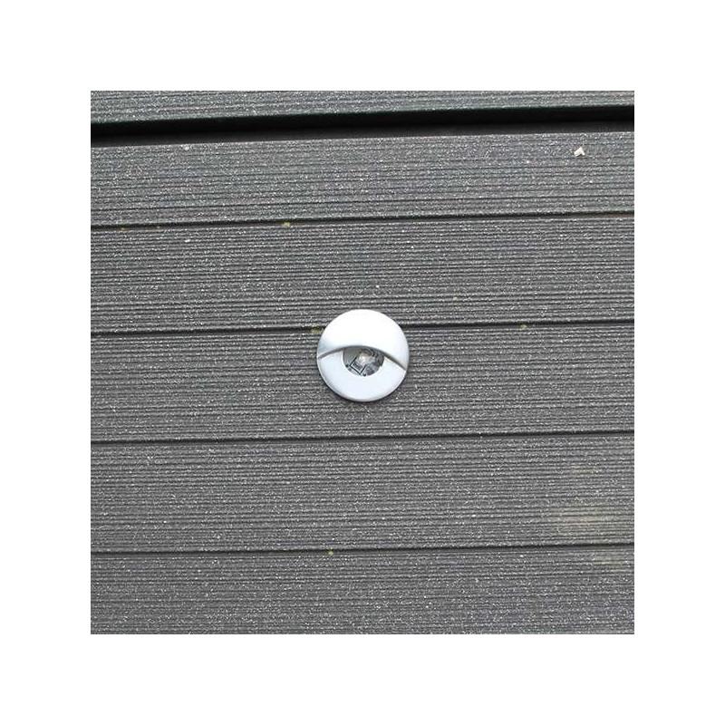 kit de spots encastrables pour terrasse