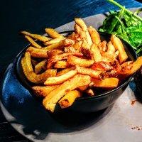 portion de frites