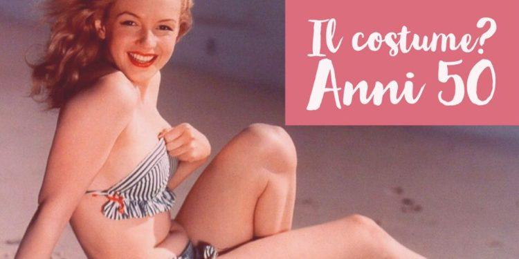 Costumi da bagno anni50 :trionfo bikini | L\'eco della verità
