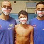 Marco Gaggero, Giuseppe Serafini, Diego Giacchino