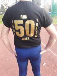 La maglia dei 50 anni
