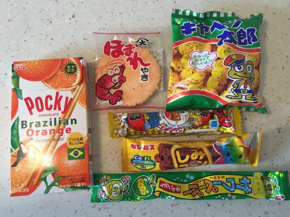 snacks japon nihonbox