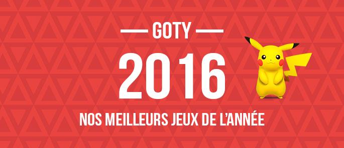 GOTY 2016
