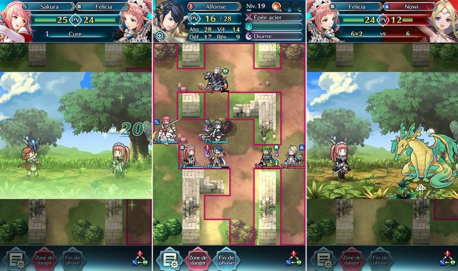 Fire Emblem Heroes Battle