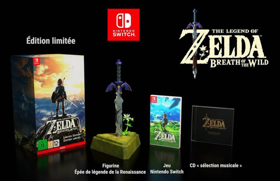 Collector Zelda Europe