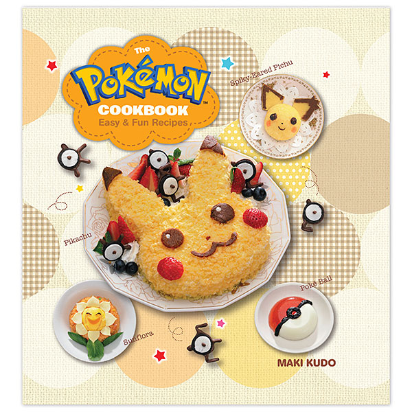 Pokémon Cookbook cuisine