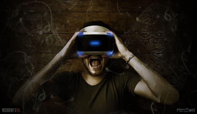 Resident Evil 7 Réalité Virtuelle