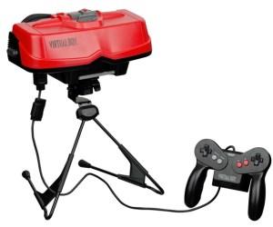 Réalité Virtuelle Virtual Boy