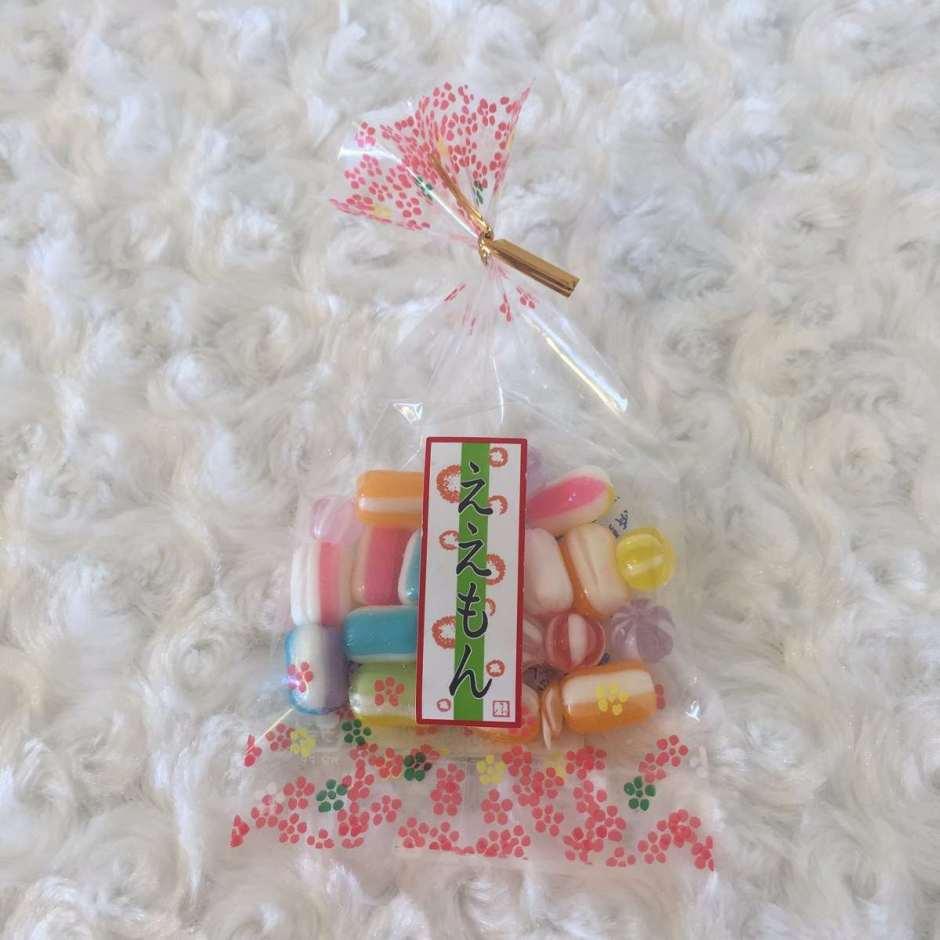 bonbons japonais traditionnels