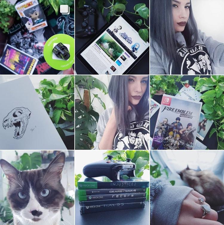 Nouvia Instagram
