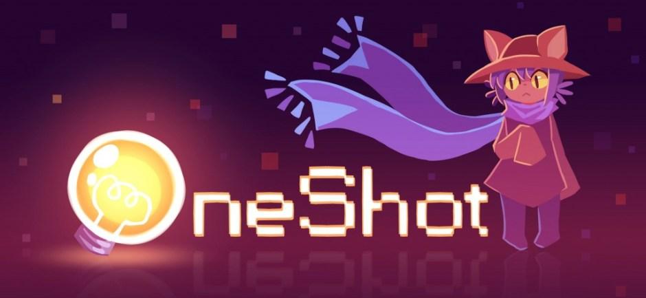 Oneshot jaquette