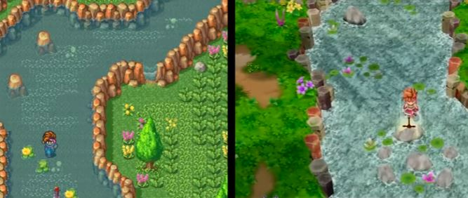 Secret of Mana article remake