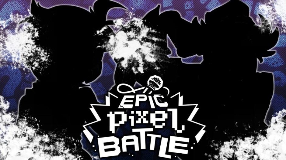 epic pixel battle persos mystere