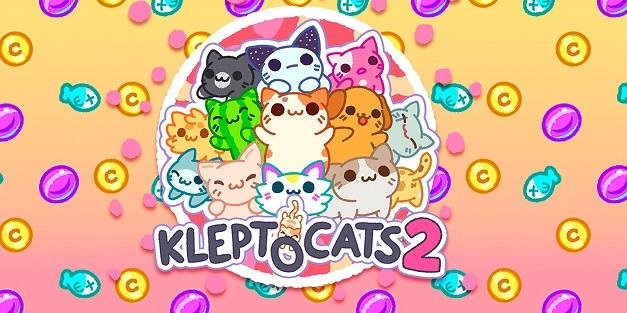 Kleptocats 2, adoptez une bande de chats kleptomanes