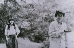 """Roger Darton dans """"La marque de Zorro"""""""