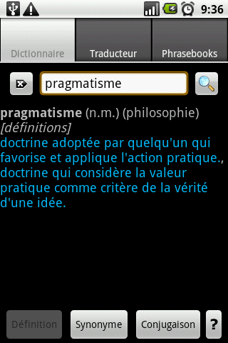 recherche_dictionnaire_francais_xelasys