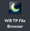 icone Wifi TP File Browser