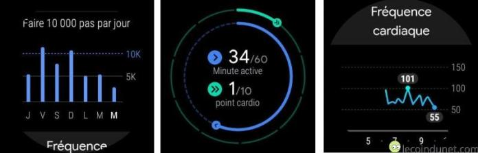 Google Fit - Android Wear