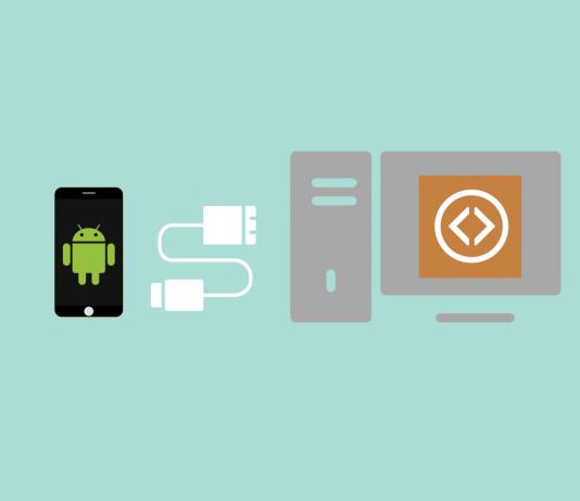 Debogage USB Android