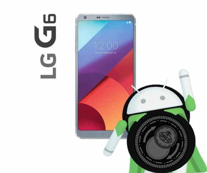 LG G6 - Oreo