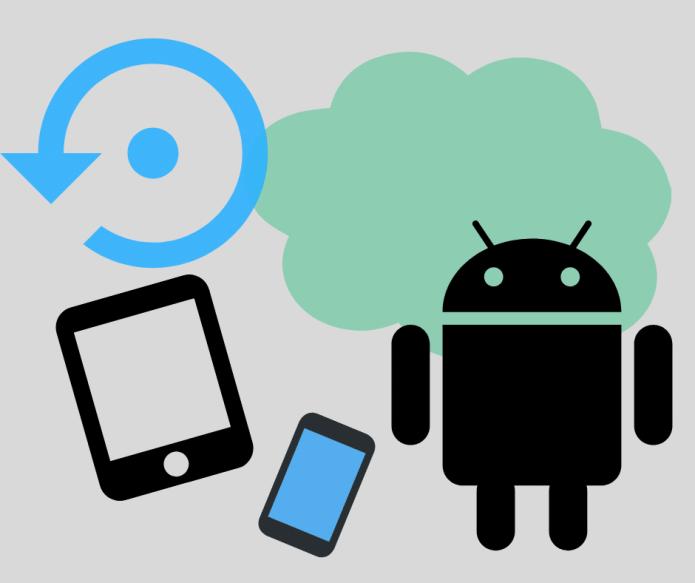 Sauvegarder les données de votre appareil Android