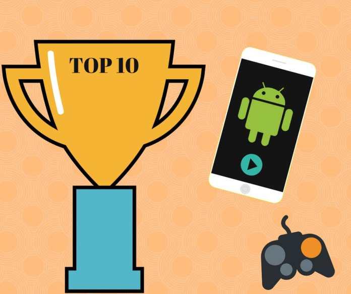 Top 10 des jeux Android