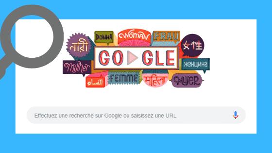 Modifier la page de démarrage de Google Chrome