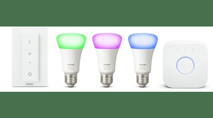 Configurer vos ampoules Philips Hue avec Google Home