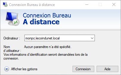 Comment activer le bureau à distance sur Windows ?
