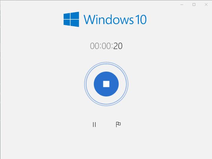 Enregistrer votre voix à l'aide d'un micro avec Windows 10