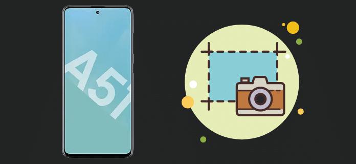 Samsung A51 : 2 méthodes pour faire une capture d'écran
