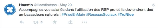 #TruNice débats échanges