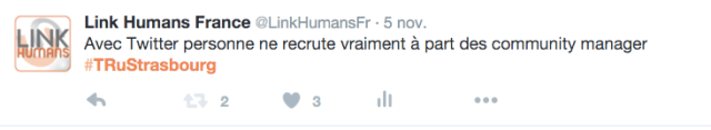 #TruStrasbourg cooptation recrutement