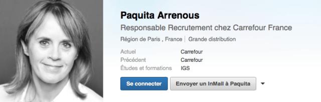 Paquita-Arrenous