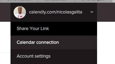 Calendly-configurer-connexion-calendrier