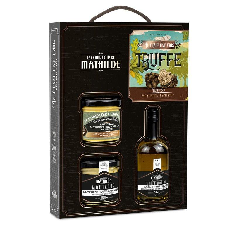 LE COMPTOIR DE MATHILDE – COFFRET TRUFFE